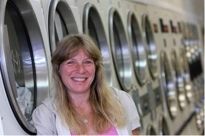 At Shore Suds Laundromat In Howell, Woman Keeps Business Going After Husband's Death
