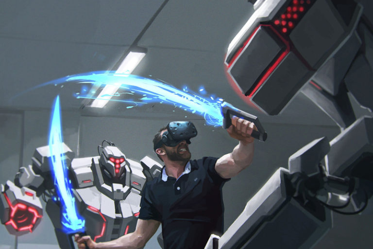 Ready to Experience Virtual Reality Gaming? Ctrl V Howell is Slated to Open in Late September!