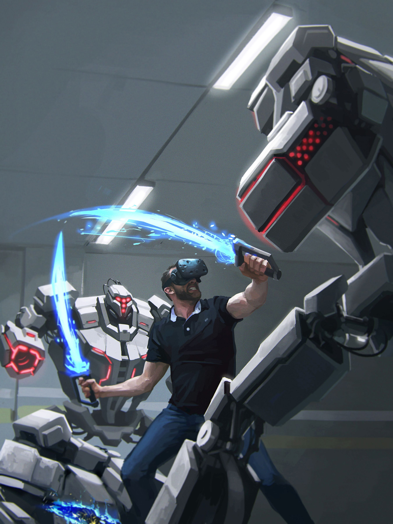 Ready to Experience Virtual Reality Gaming? Ctrl V Howell is Slated to Open in Late December!
