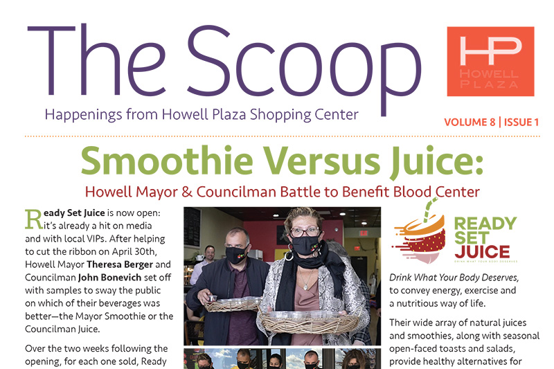 The Scoop Vol 8: Iss 1